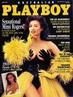 Australian Playboy Vol. 6 of 12 Magazine