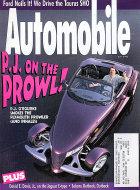 Automobile Magazine July 1996 Magazine