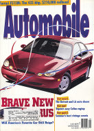 Automobile Vol. 10 No. 1 Magazine