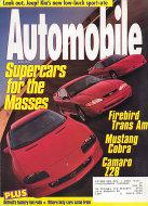 Automobile Vol. 10 No. 3 Magazine