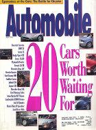 Automobile Vol. 10 No. 4 Magazine