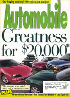 Automobile Vol. 10 No. 5 Magazine