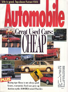 Automobile Vol. 10 No. 6 Magazine