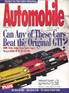 Automobile Vol. 10 No. 9 Magazine