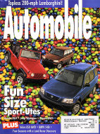 Automobile Vol. 11 No. 5 Magazine
