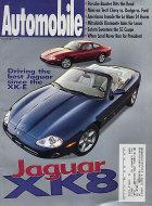 Automobile Vol. 11 No. 8 Magazine