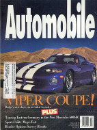 Automobile Vol. 7 No. 12 Magazine