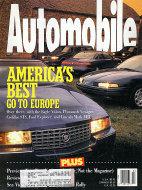 Automobile Vol. 8 No. 4 Magazine