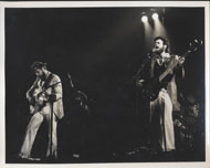 Average White Band Vintage Print