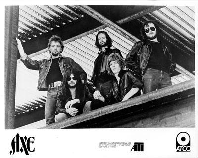 Axe Promo Print