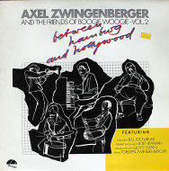 "Axel Zwingenberger Vinyl 12"" (Used)"