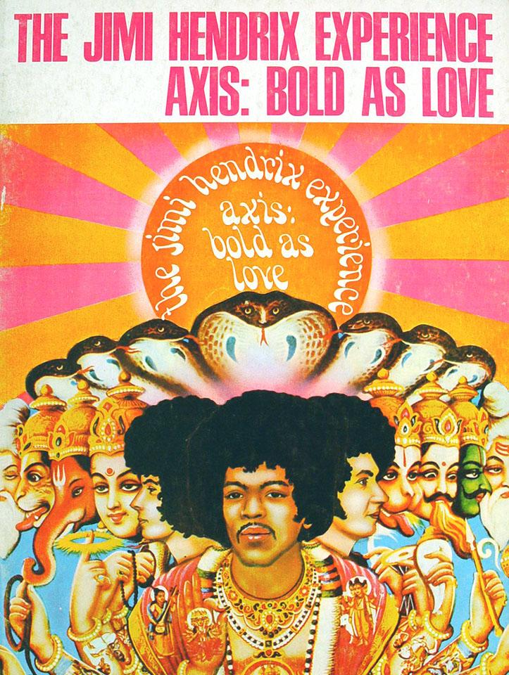 Axis: Bold As Love