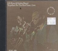 B.B. King & Bobby Bland CD
