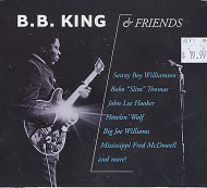 B.B. King & Friends CD