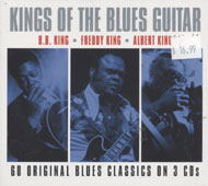 B.B. King / Freddy King / Albert King CD