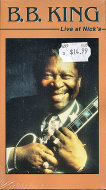 B.B. King: Live At Nick's VHS