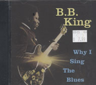 B.B. King CD
