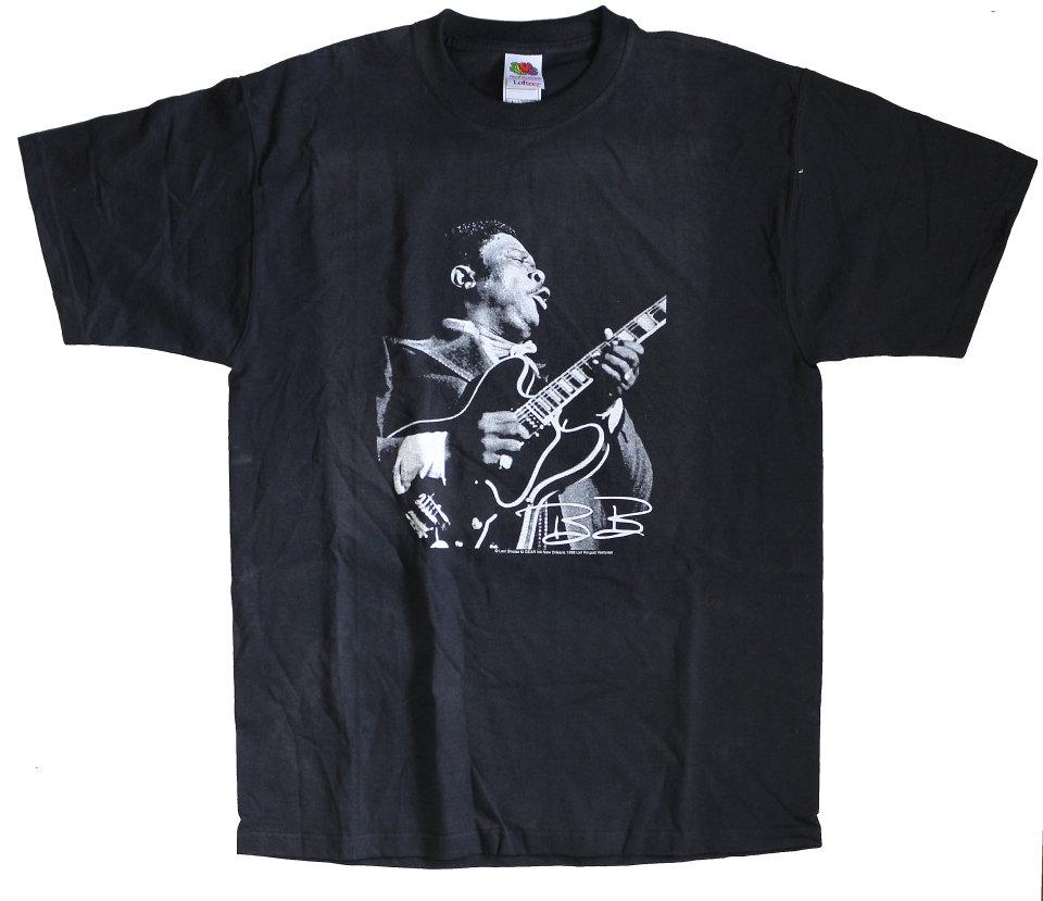 B.B. King Men's Vintage T-Shirt