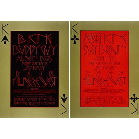 B.B. King Poster