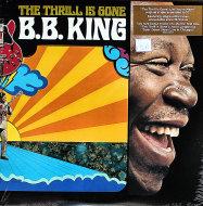 "B.B. King Vinyl 10"" (New)"