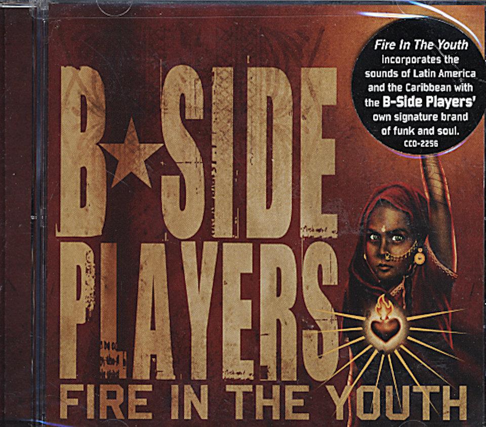 B-Side Players CD