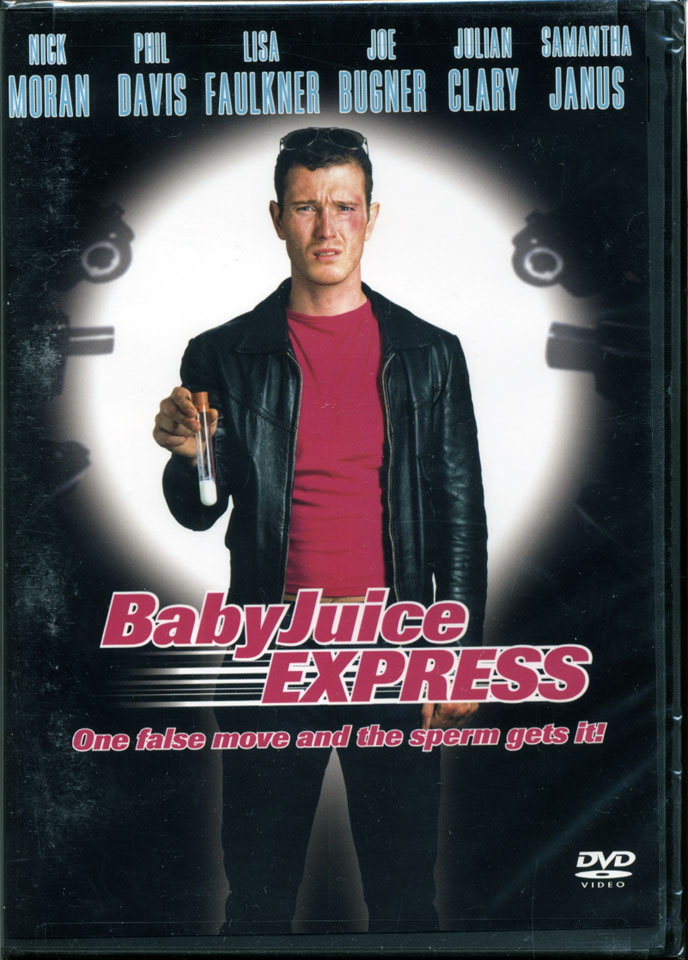 Baby Juice Express DVD
