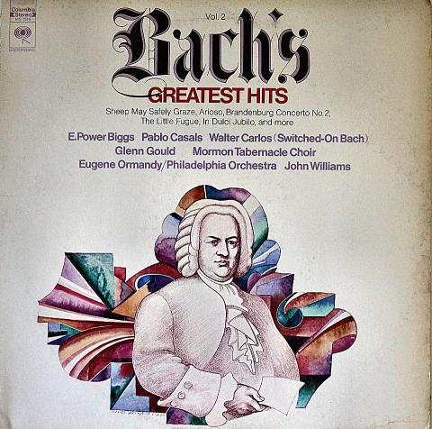 "Bach Vinyl 12"" (Used)"