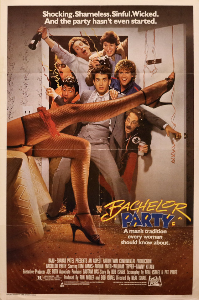 Bachelor Party Poster
