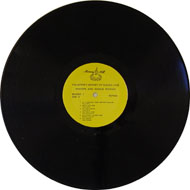 """Backgrounds Of Jazz / Ragtime And Boogie Woogie Vinyl 12"""" (Used)"""