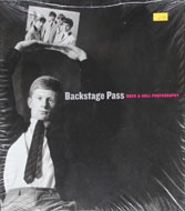 Backstage Pass: Rock & Roll Photography Book