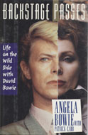 Backstage Passes: Life on the Wild Side with David Bowie Book