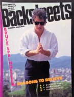 Backstreets No. 16 Magazine