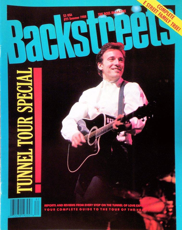 Backstreets No. 25