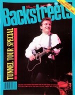 Backstreets No. 25 Magazine