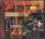 Backyard BBQ: BBQ The Blues CD