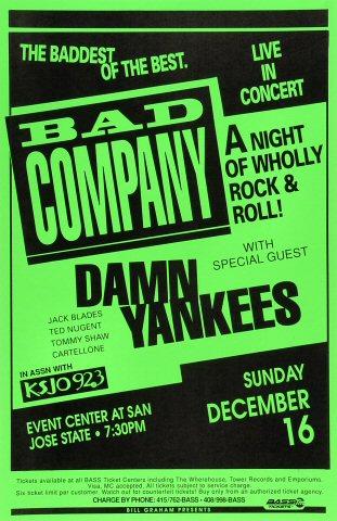 Bad Company Poster