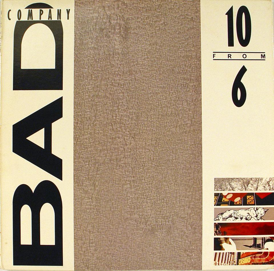 "Bad Company Vinyl 12"" (Used)"