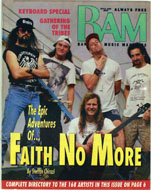 Bam Magazine October 6, 1990 Magazine