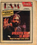 Bam Oct 5,1979 Magazine