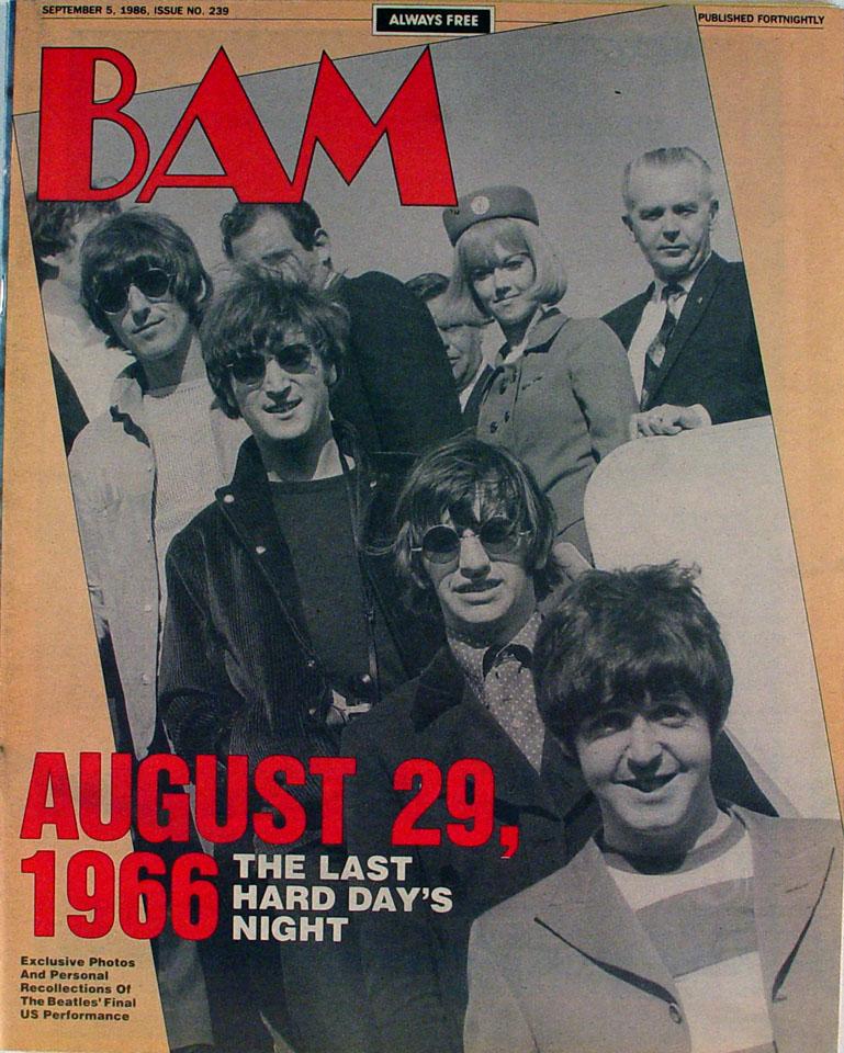 Bam Vol. 12 No. 239