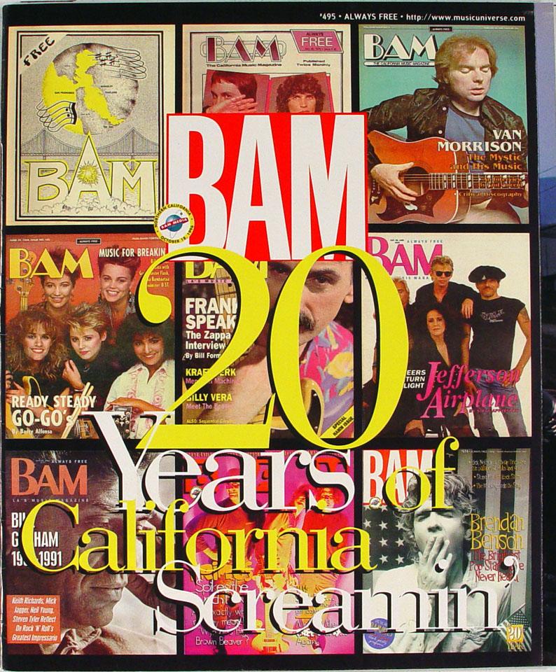 Bam Vol. 22 No. 495