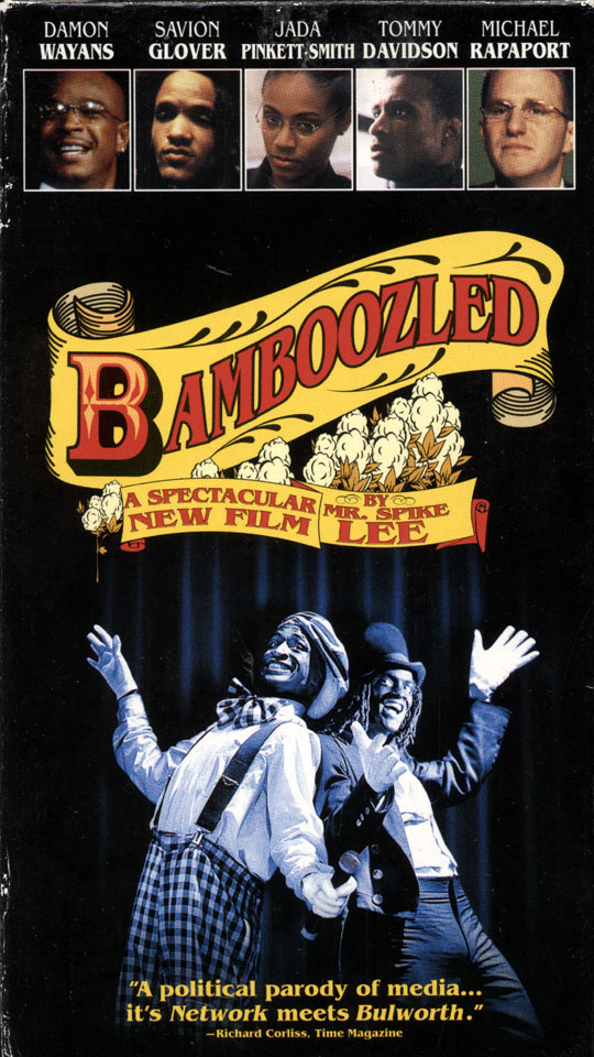 women in bamboozled essay Title: bamboozled (2000) 65 /10 want to share imdb's rating on your own site use the html below you must be a registered.