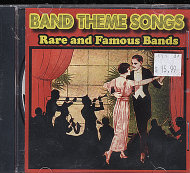 Band Theme Songs: Rare and Famous Bands CD