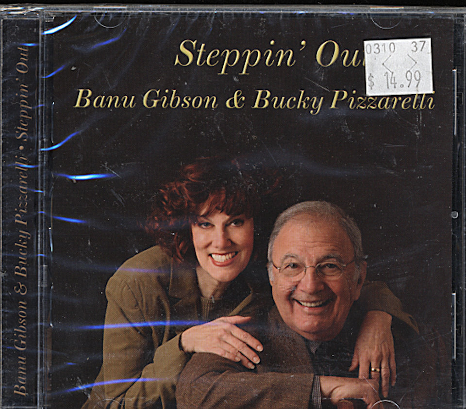 Banu Gibson & Bucky Pizzarelli CD