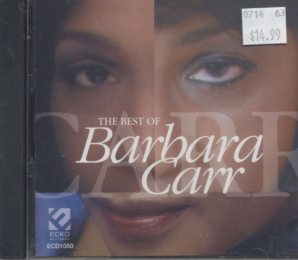 Barbara Carr CD