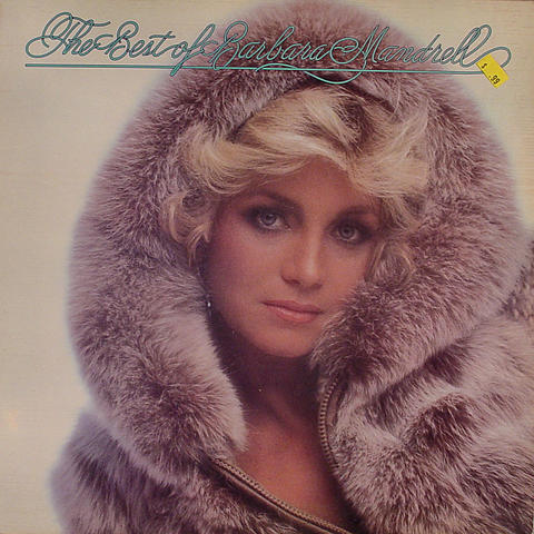 "Barbara Mandrell Vinyl 12"" (Used)"