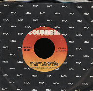 "Barbara Mandrell Vinyl 7"" (Used)"