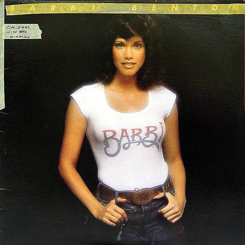 "Barbi Benton Vinyl 12"" (Used)"