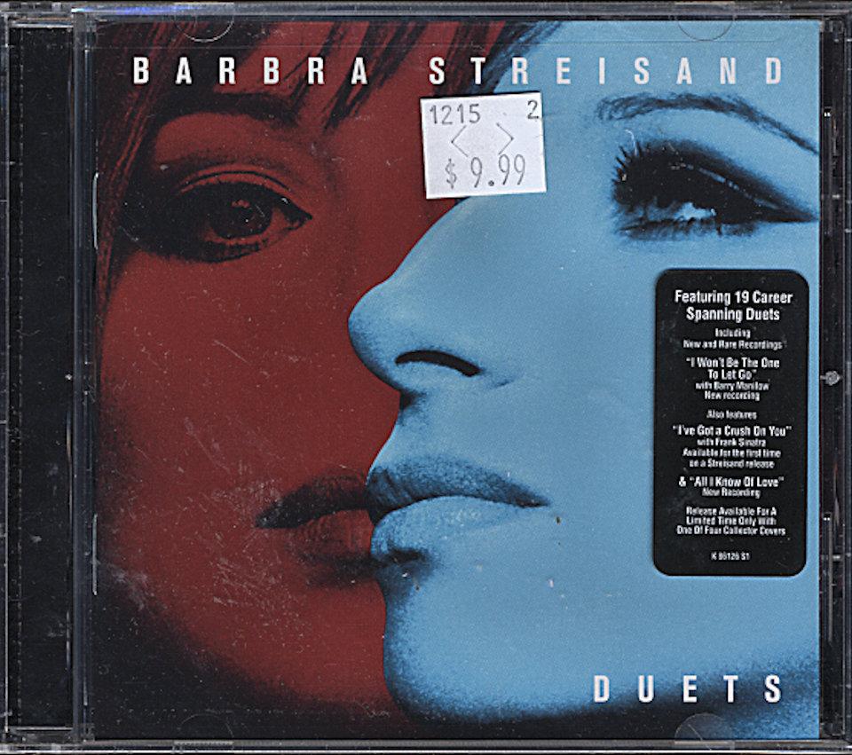 Barbra Streisand CD
