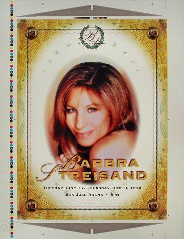 Barbra Streisand Proof